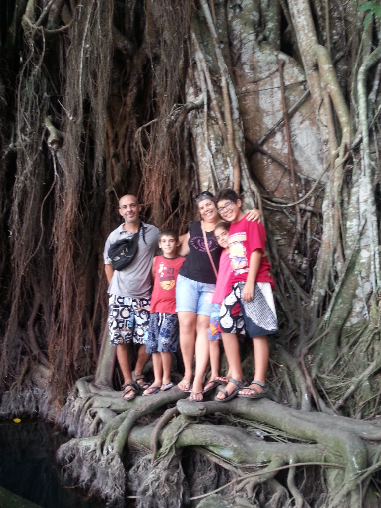 Enchanted Balete tree near Lazi, Siquijor