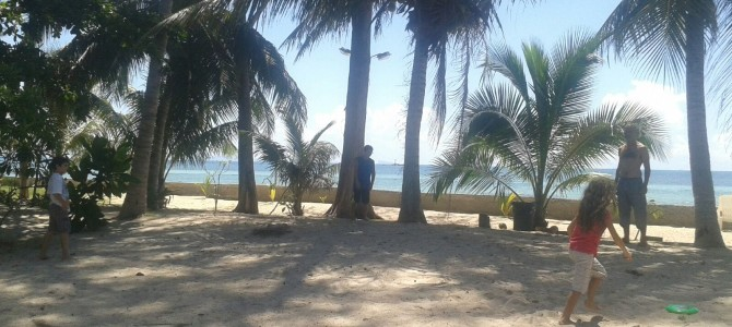 Ko Phangan with kids
